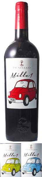 Pratello Mille 1 2015